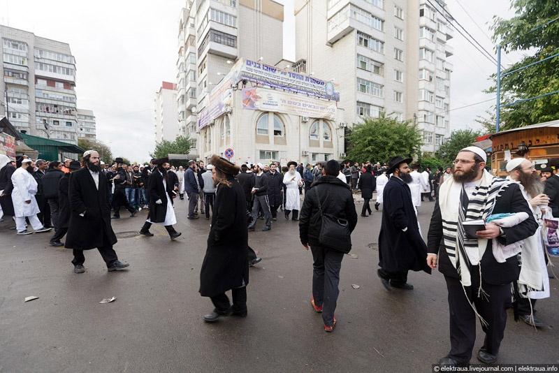 Еврейский новый Год в Умани. Рош а-Шана. Rosh Hashanah