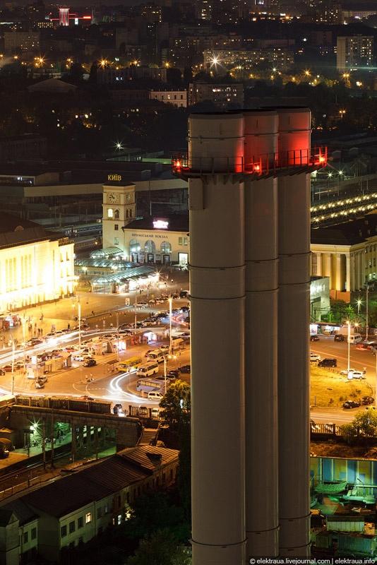 Ночной Киев