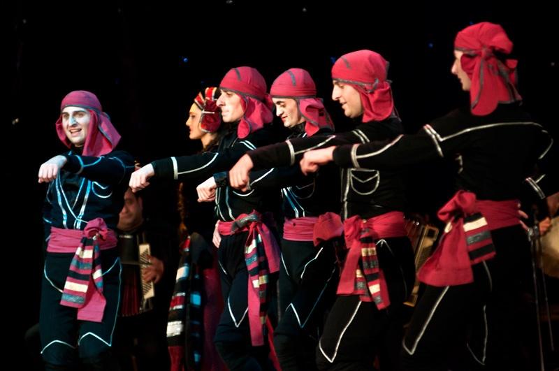 Государственный ансамбль песни и танца Грузии «Кутаиси»