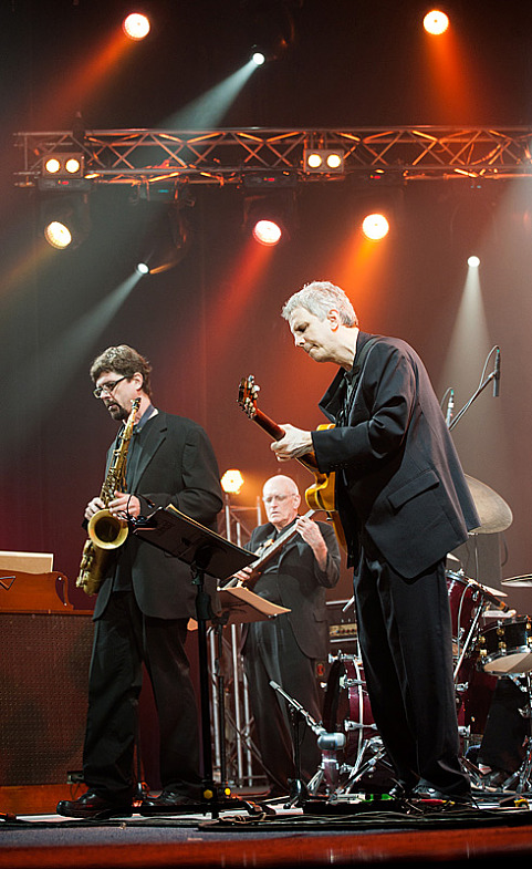 Фестиваль Jazz in Kiev 2011. THE SWALLOW QUINTET.