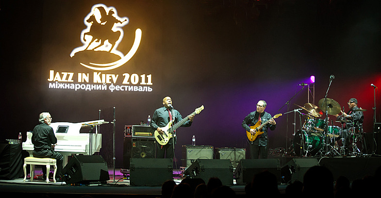 Фестиваль «Jazz in Kiev 2011». FOURPLAY.
