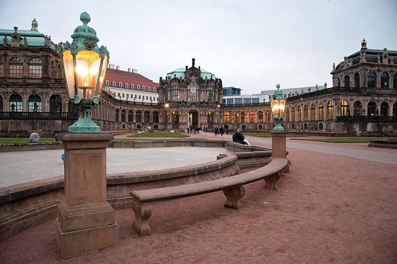 Цвингер. Дрезден