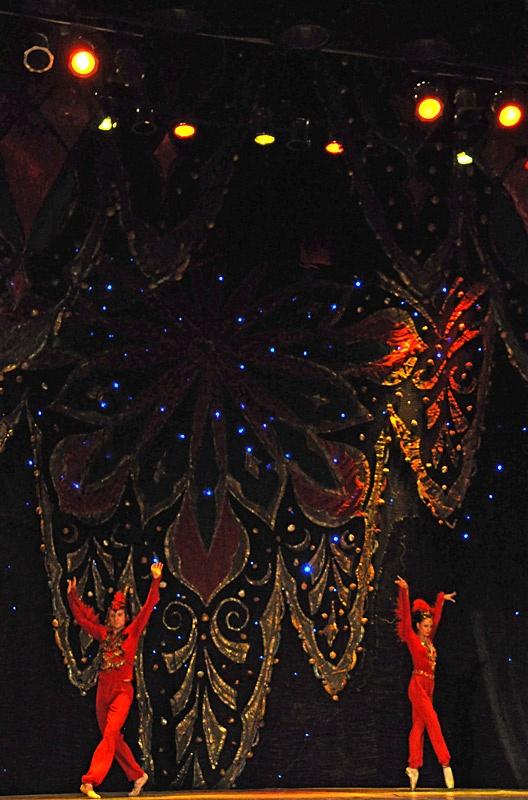 «Тысяча и одна ночь». Балет. Красноармейск