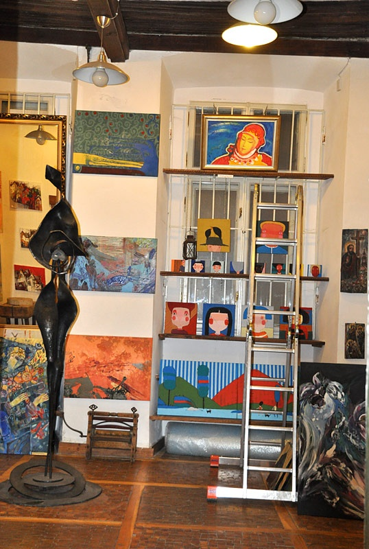 «Хаос» – арт-галерея во Львове