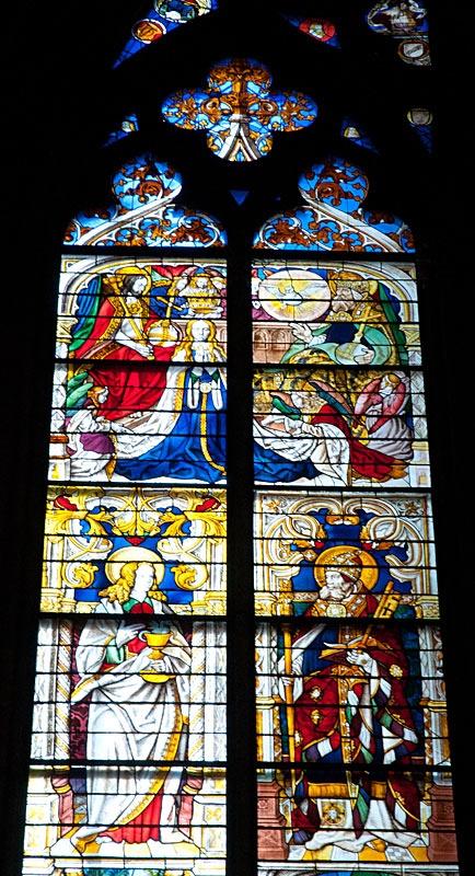Кельнский собор в Германии