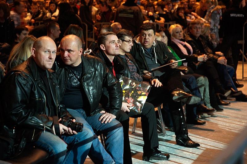 WHITESNAKE в Киеве