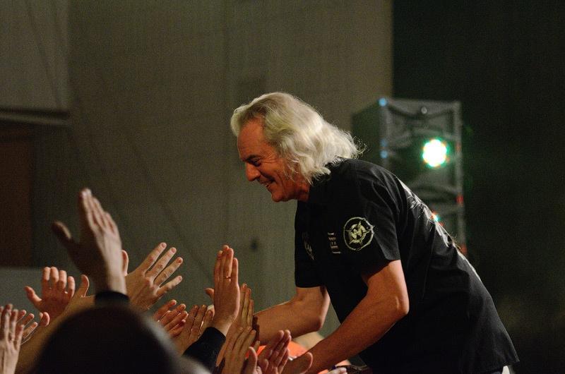 Uriah Heep в Донецке. Фото Сергей Томас