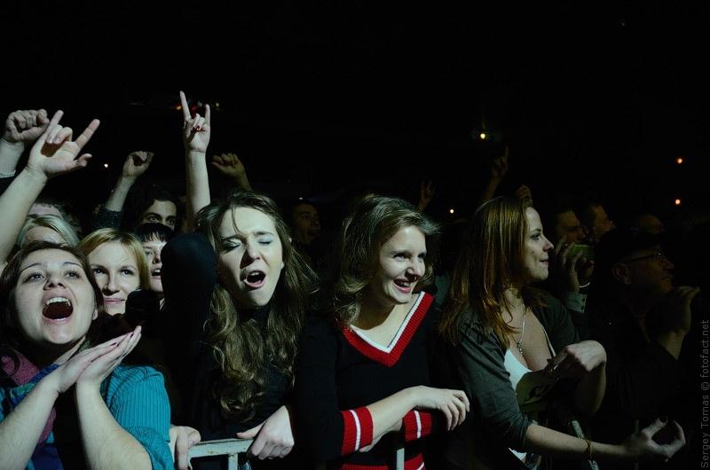 Whitesnake в Днепропетровске. Фото Сергей Томас