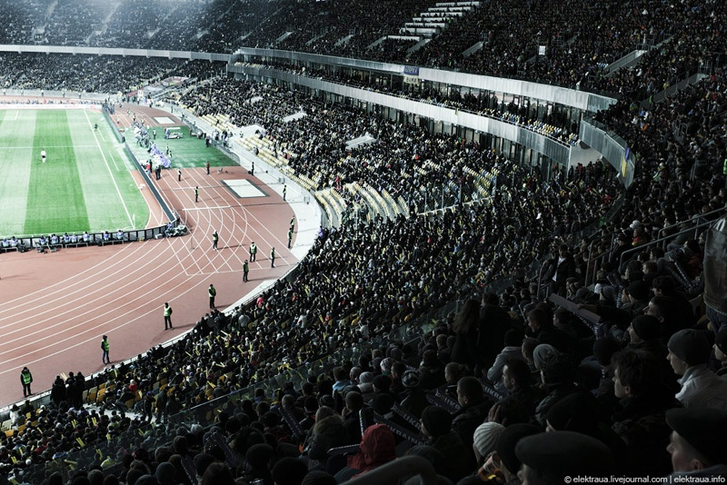 """НСК """"Олимпийский""""_Elektraua"""