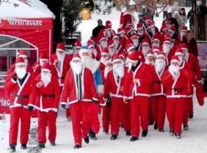 парад святых Николаев