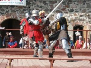 Финальный отборочный турнир в сборную Украины по историческому средневековому бою