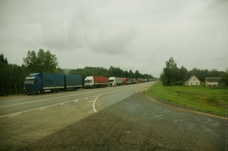 Дорожные заметки на полях. Эстония. Фото Томас Сергей