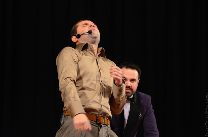 Дуэт имени Чехова. Фото С. Томас http://fotofact.net