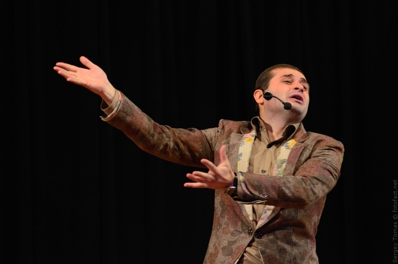 Дуэт имени Чехова. Фото С. Томас (http://fotofact.net)