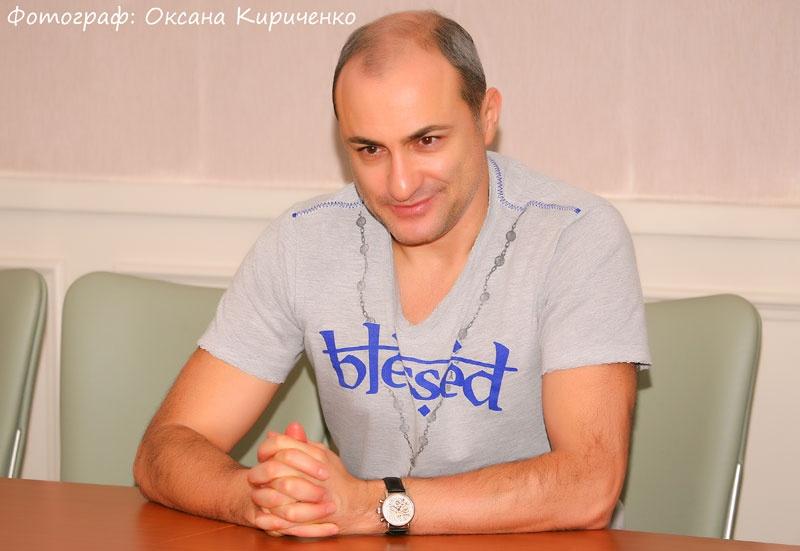 Хор Турецкого в Донецке
