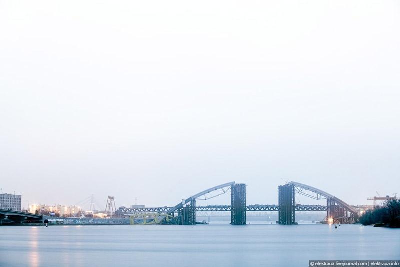 Подольский мост. ФОТО.
