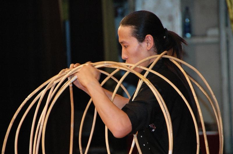 Блеск китайского цирка. Акробатическая труппа «И Чонь»
