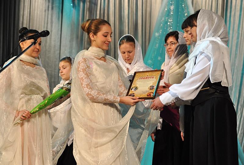 VI региональный фестиваль церковных хоровых коллективов «Крещением отверзаются небеса»