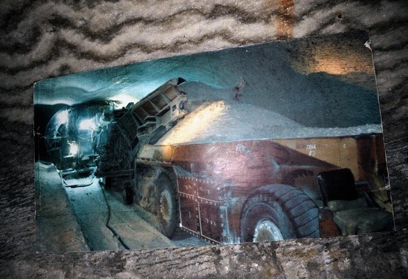 Соледар. Соляная шахта. Соляная Симфония