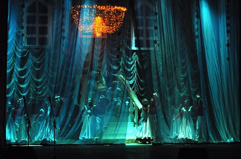 Мюзикл «Золушка». Красноармейск