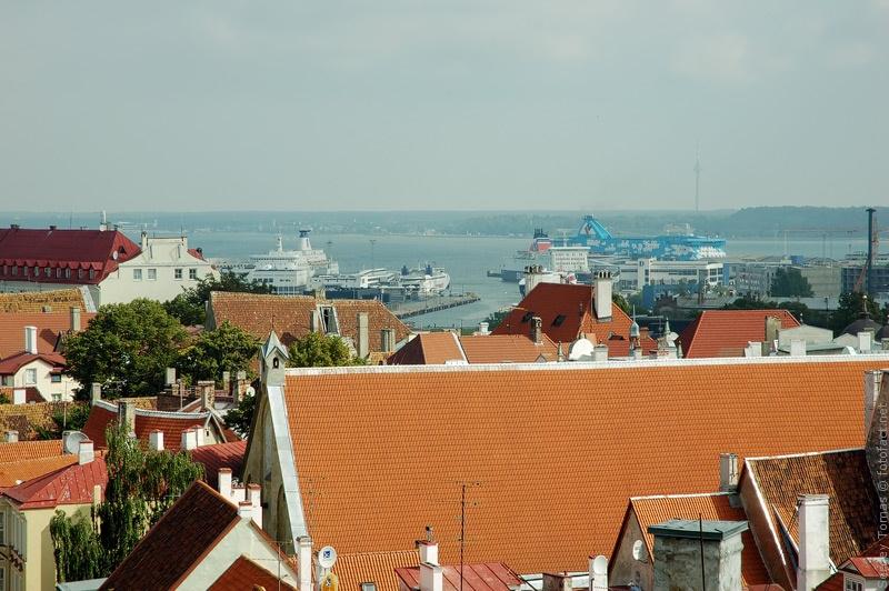 Таллин. Фото Сергей Томас. http://fotofact.net