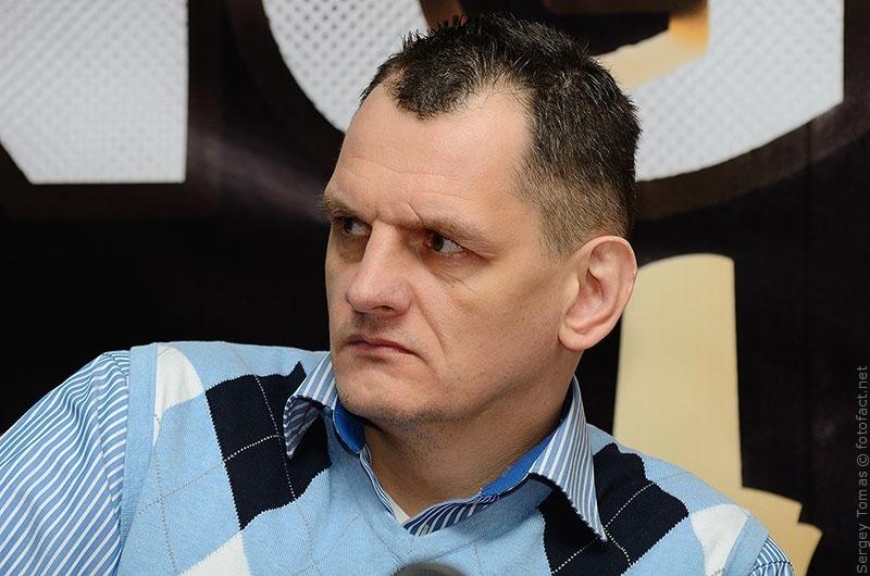 Pro Boxing Show X. Пресс-конференция. Фото Сергей Томас. http://fotofact.net