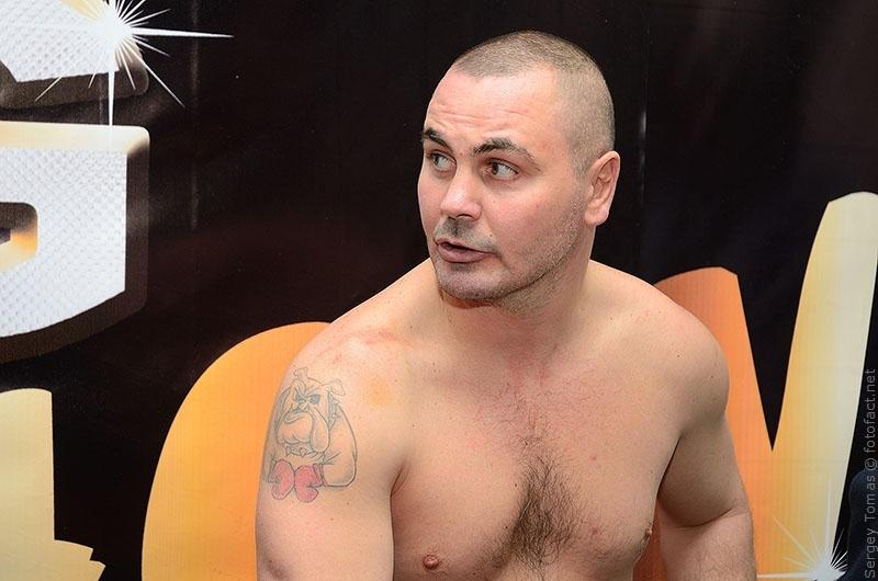 Pro Boxing Show X. Йозеф Надь. Фото Сергей Томас. http://fotofact.net