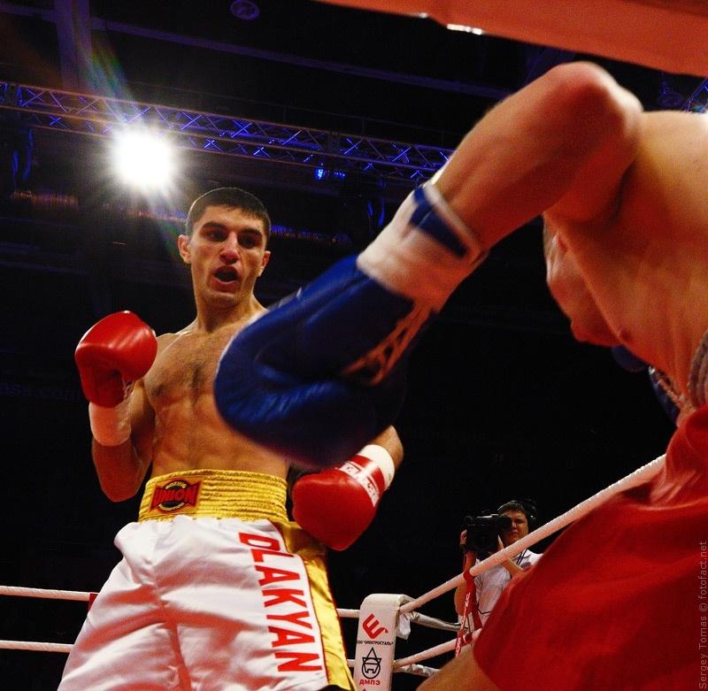 Pro Boxing Show X, Артем Далакян, Сергей Тасимов, фото Сергей Томас