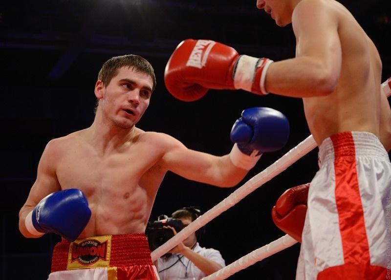 Pro Boxing Show X, Александр Грищук, Сергей Чекалов, фото Сергей Томас