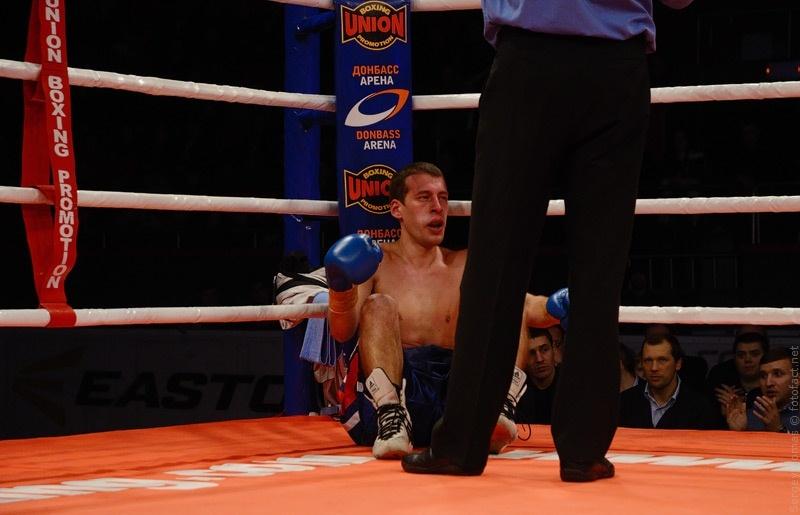 Pro Boxing Show X, фото Сергей Томас