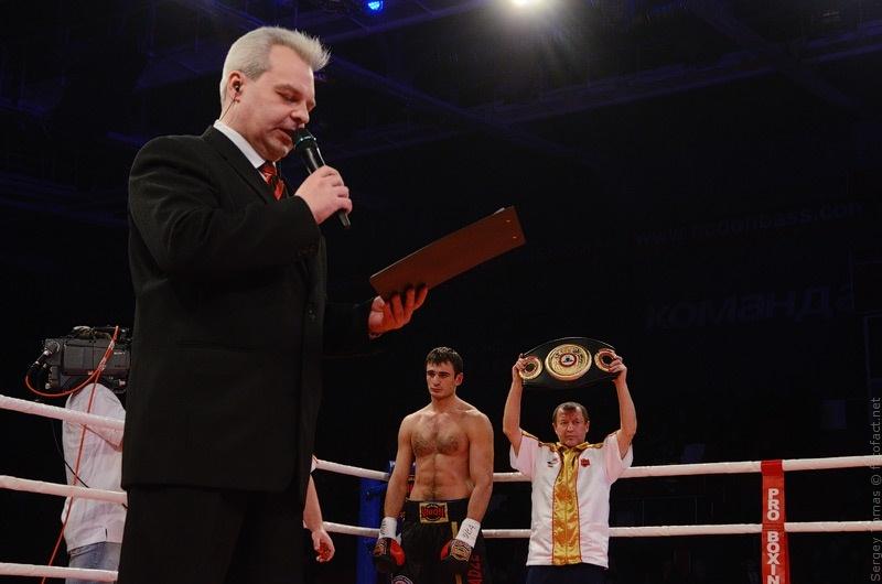 Pro Boxing Show X. Фото Сергей Томас