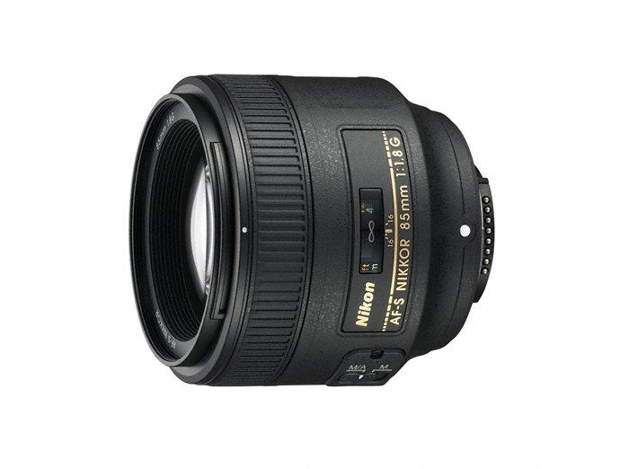 NIKKOR 85 мм f/1,8G