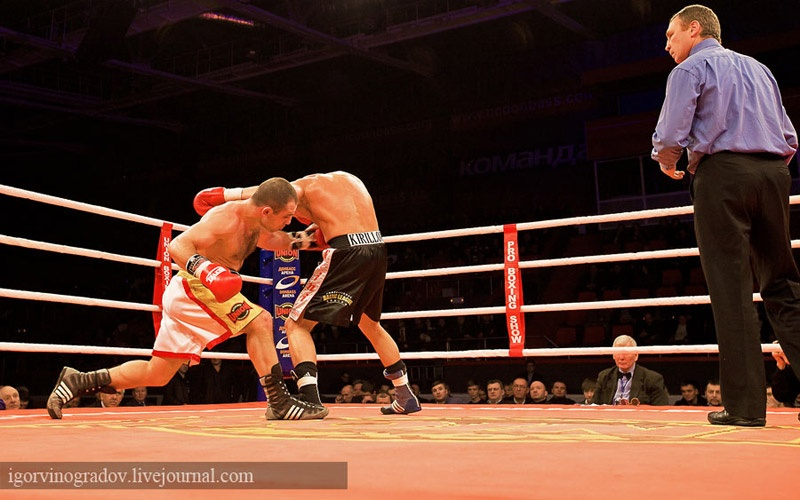 Pro Boxing Show X