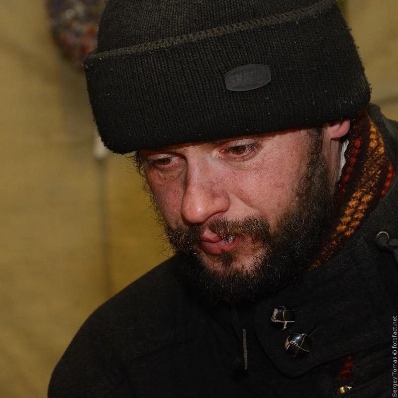 Пункт обогрева в Красноармейске, 2012