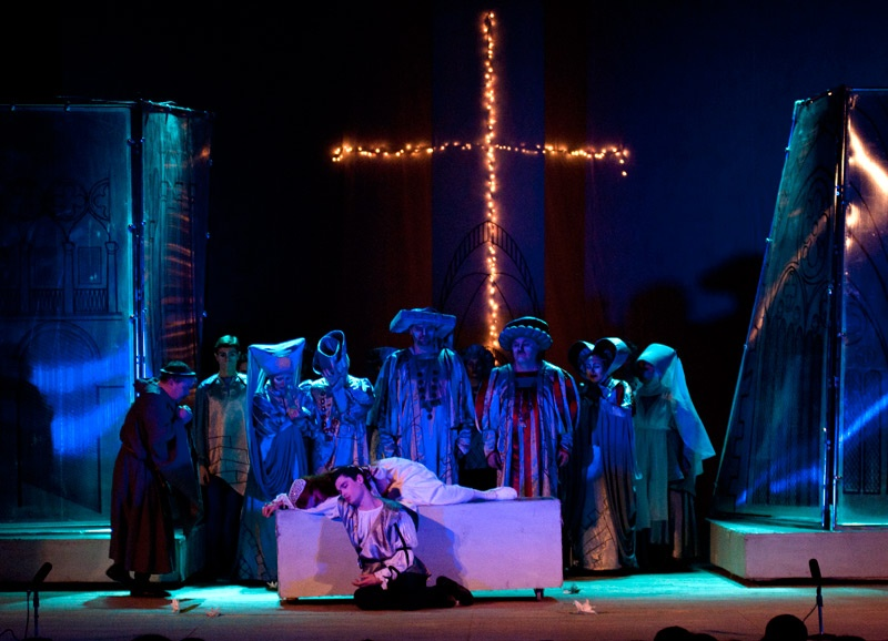 Донецкий областной русский театр юного зрителя (г. Макеевка) Ромео и Джульетта