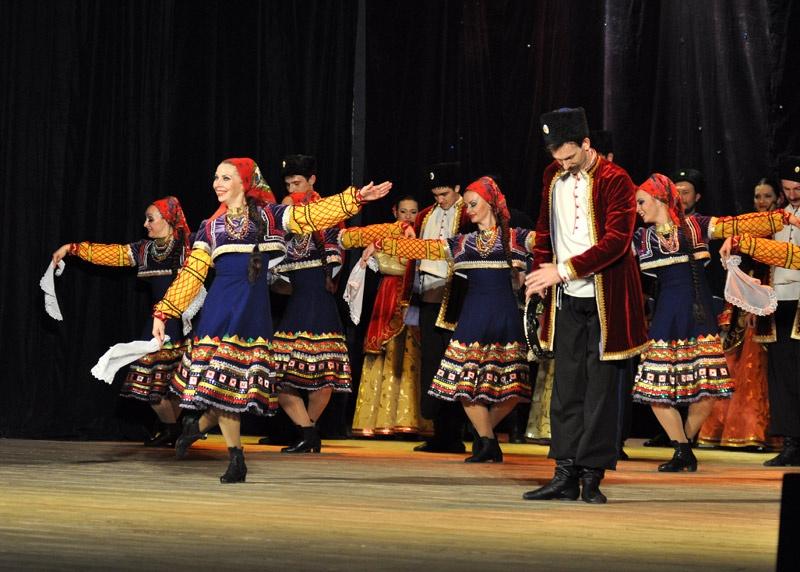 Государственный казачий ансамбль песни и танца «Ставрополье»