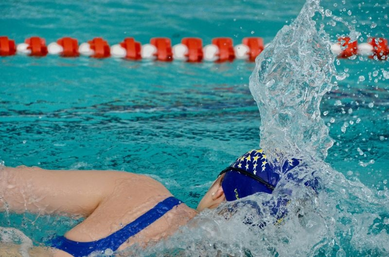 Международный турнир по плаванию среди детей с ограниченными физическими возможностями