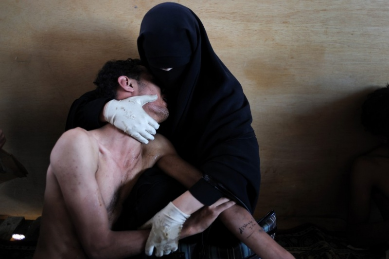 World Press Photo of the Year, Samuel Aranda