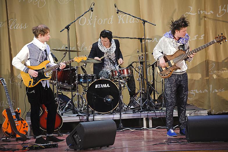 Free-Spoken Band в Киеве