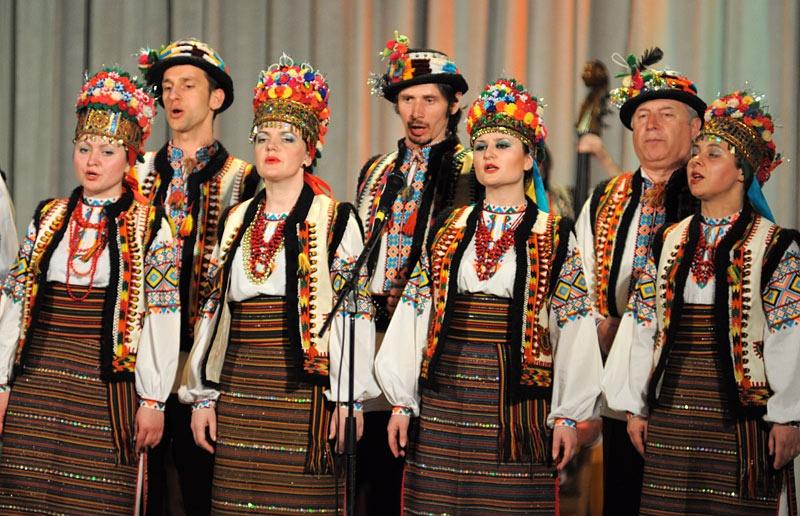 Национальный академический гуцульский ансамбль песни и танца «Гуцулия»