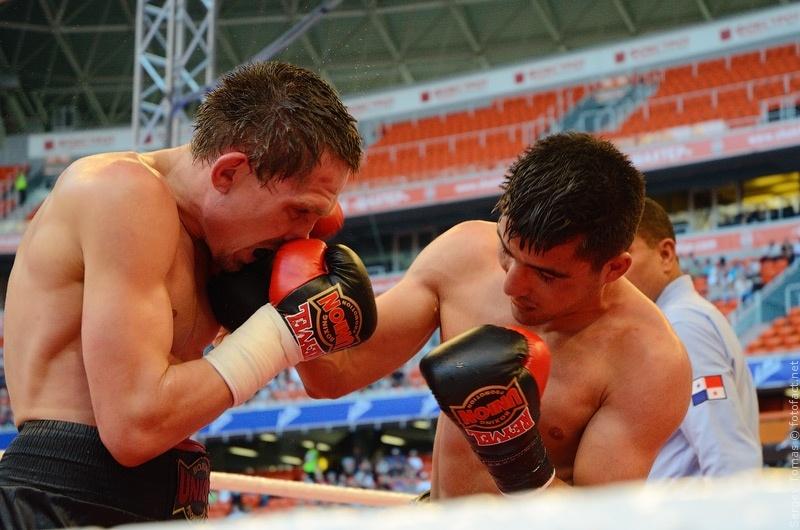 Самир Зиани vs Андрей Кудрявцев