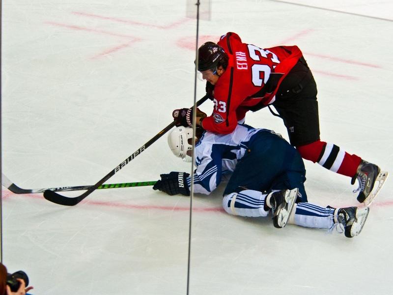 Хоккей Донбасс ВМФ