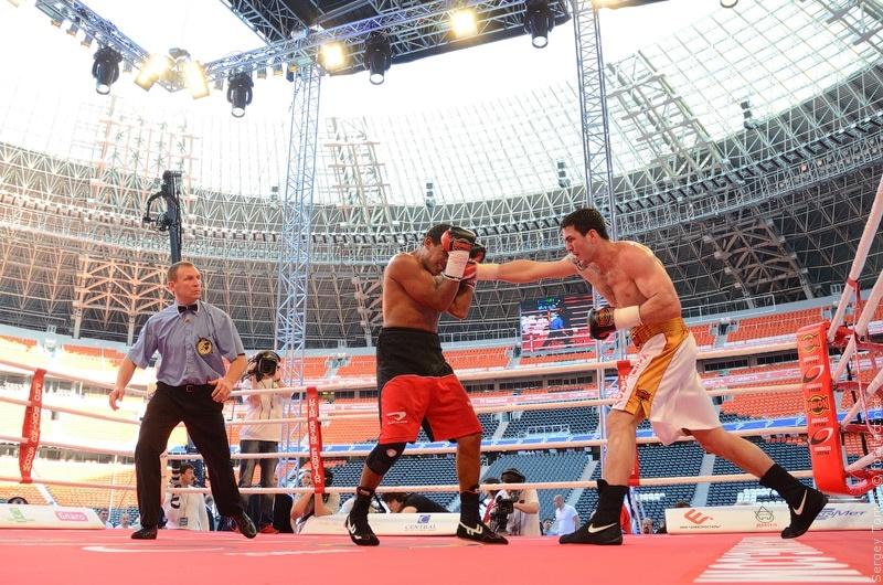 Станислав Каштанов vs Хорхе Родригес Оливера