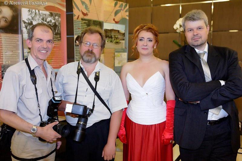 Благотворительный бал в Харькове