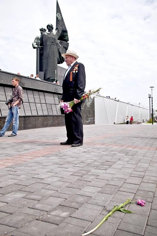 День Победы Донецк