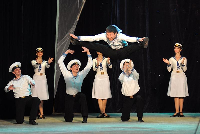 Заслуженный Академический ансамбль песни и танца Украины «Донбасс»