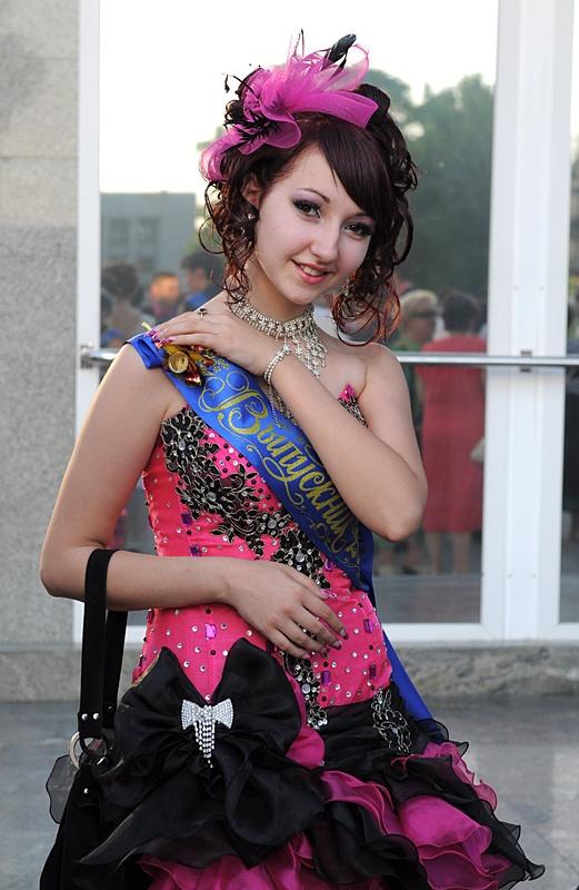 Выпускной 2012. Красноармейск