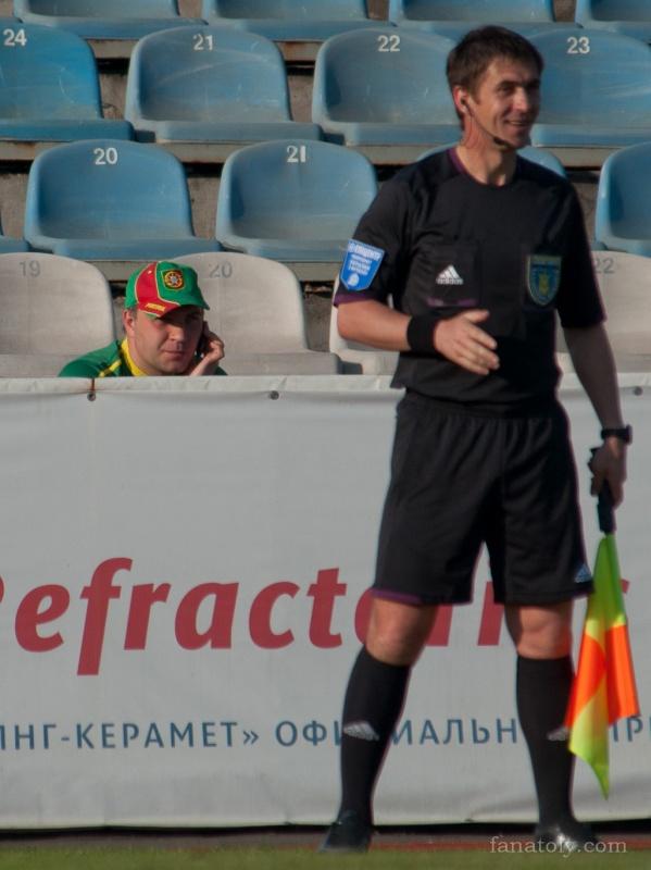Футбол Металлург - Днепр