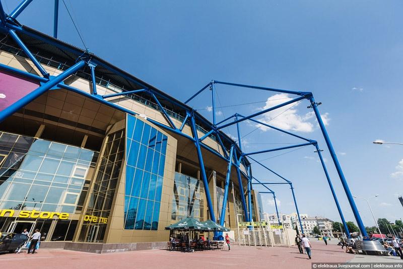 Стадион Металлист Харьков