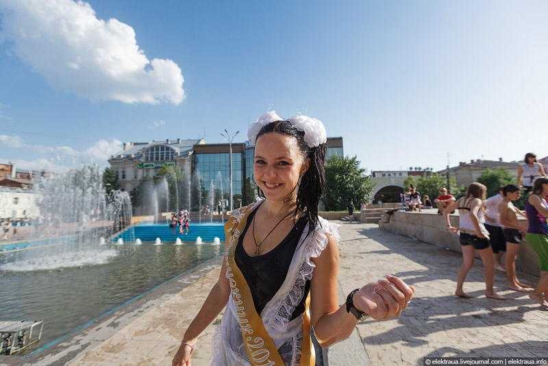 Харьков выпукники 2012